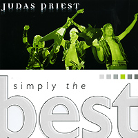 Judas Priest Simply The Best Серия: Simply The Best инфо 592c.