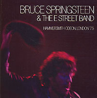 "Bruce Springsteen & The E Street Band Hammersmith Odeon, London `75 (2 CD) Springsteen ""The E Street Band"" артикул 11979c."